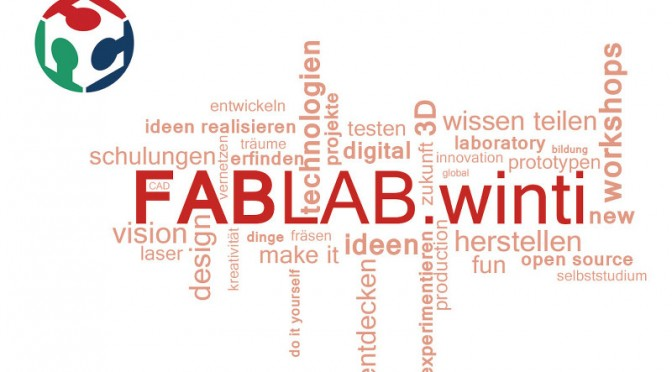 Bald geht es los… FabLab Winti Crowdfunding, Location,…