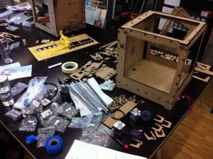 Bausatz 3D-Drucker Ultimaker 1