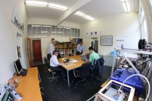 Workshop- und Arbeitsraum