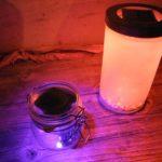 Solar Gartenlampe Kit