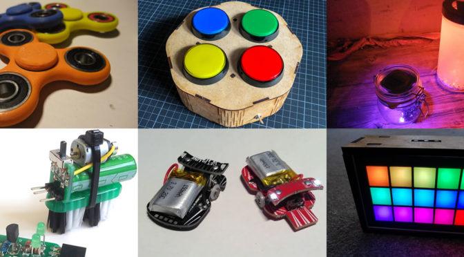 Neu – FabLab Kits (Bausätze) – Verkauf gestartet