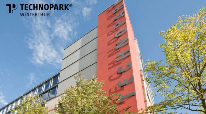 Wir sind umgezogen in den Technopark Winterthur