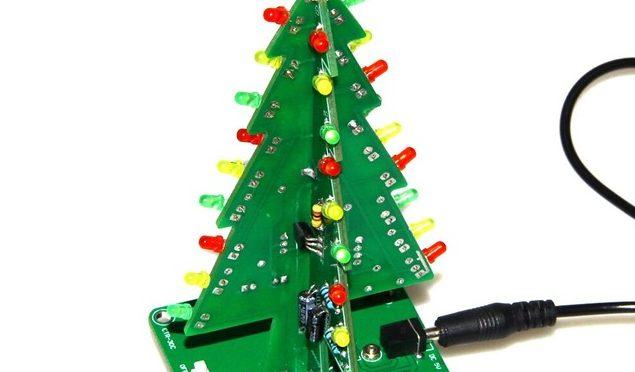Neu: Weihnachtsbaum Bausatz