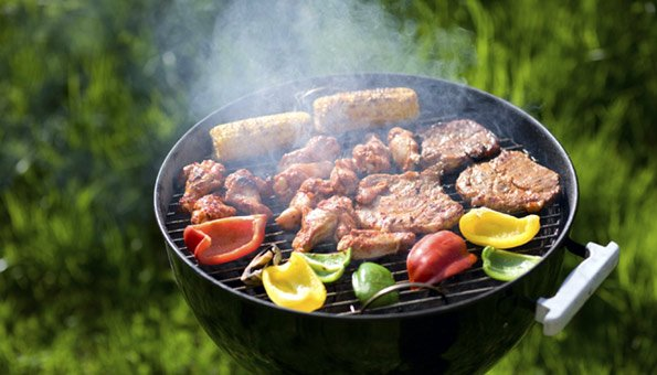 """31. August: """"To grill or not to grill"""""""
